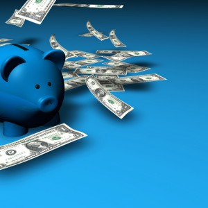 Piggybank Savings Money