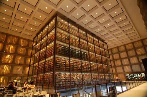 itcafé_beinecke könyvtár