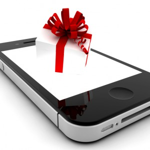 Present in a phone