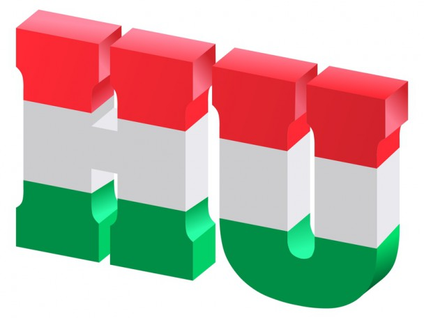 Internet top-level domain of Hungary