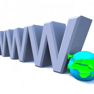 www World Wide Web Internet with Globe - Europe