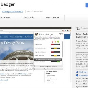 Privacy-Badger