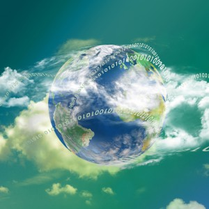 Cloud Computing technology panoramic
